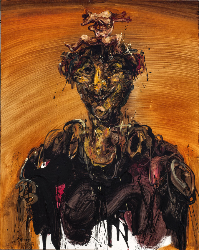 RETRATO GOYESCO by Mr. JAZZAMOART VAZQUEZ - Masterpiece Online