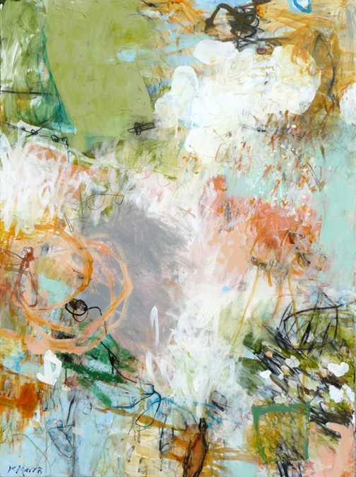 Georgia Peach by  Krista Harris - Masterpiece Online