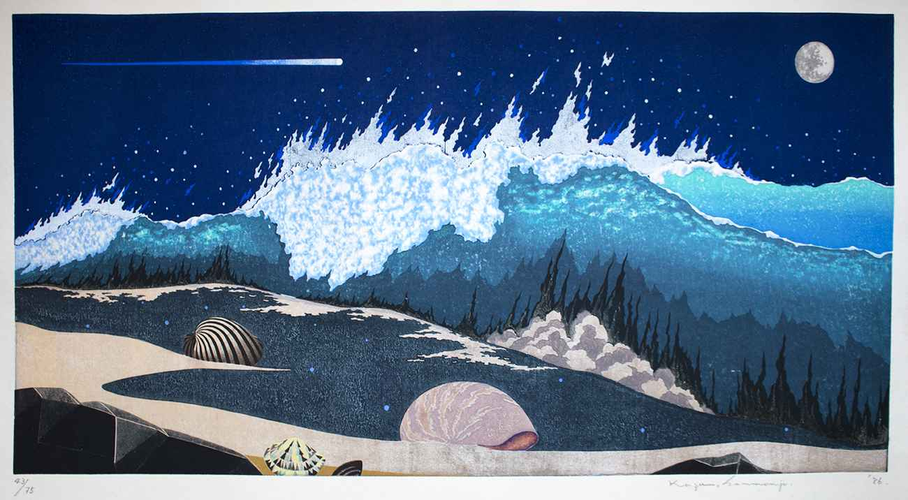 Breeze of Time-E by  Kazuhiko Sanmonji - Masterpiece Online