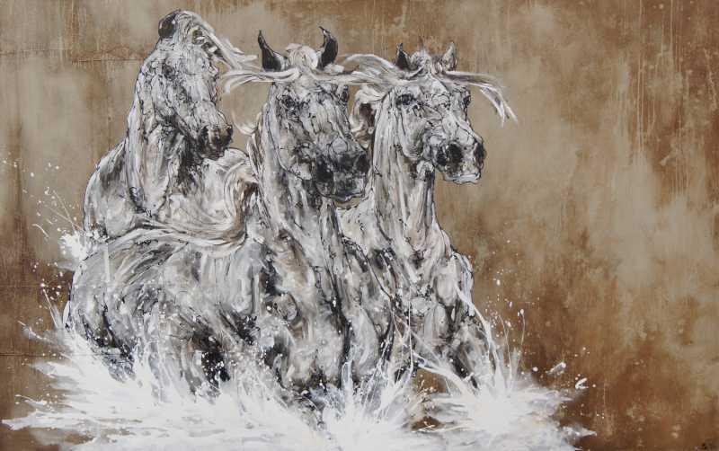 Running Down The Drea... by  Sebastien Larochelle - Masterpiece Online