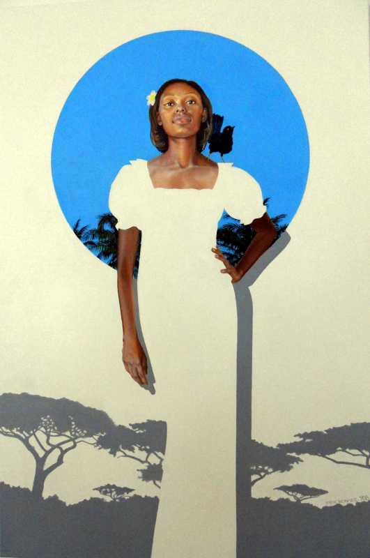 Binti Mfalme   Prince... by Mr. Stephen Bonner - Masterpiece Online
