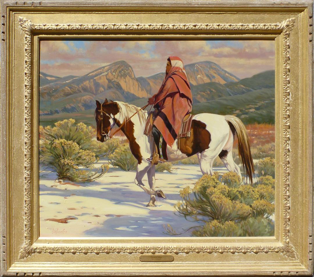Pueblo Man by Mr.  Tony  Eubanks - Masterpiece Online