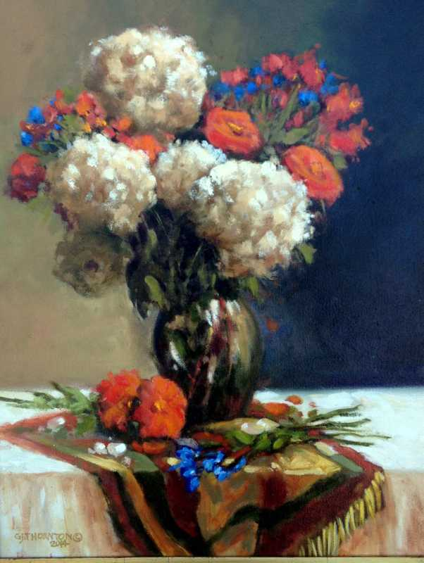 Mums The Word by Mr Gary Jack Thornton - Masterpiece Online