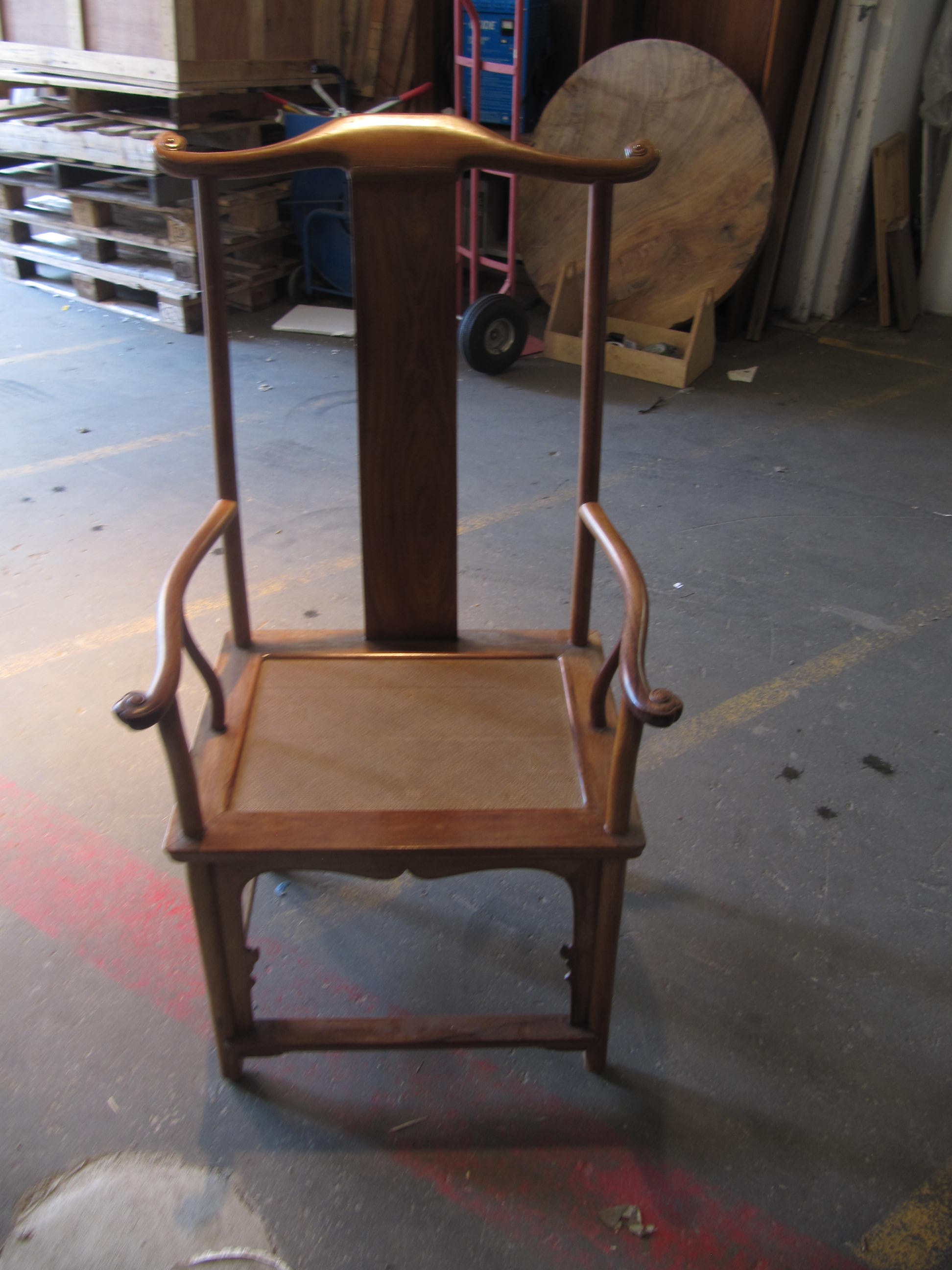 Chinese Officer Chair by    - Masterpiece Online