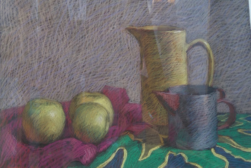 Golden Delicious by  Melissa Hefferlin - Masterpiece Online