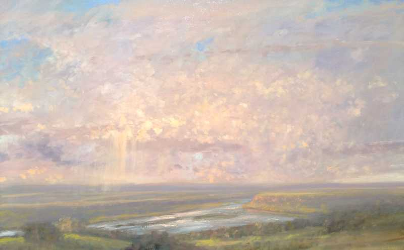 Endless Horizon by  Raymond L. Knaub - Masterpiece Online