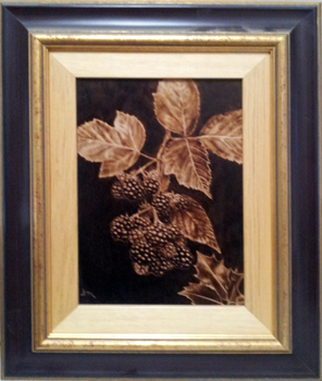 Blackberries by   Dino  - Masterpiece Online