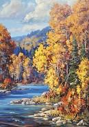 Nature's Serenity by  Allen Lund - Masterpiece Online