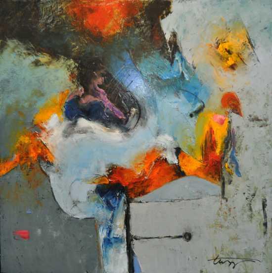 Gentle Turmoil by  Wayne Trapp - Masterpiece Online