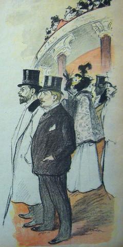 23 feb 1896 Gil Blas ... by  Alexandre Theophil Steinlen - Masterpiece Online