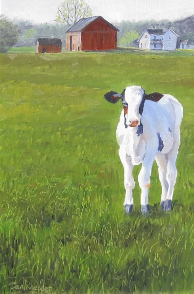 Got Milk by  Dan  Knepper - Masterpiece Online