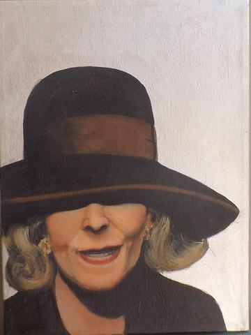 Lauren Bacall by  David DeVary - Masterpiece Online