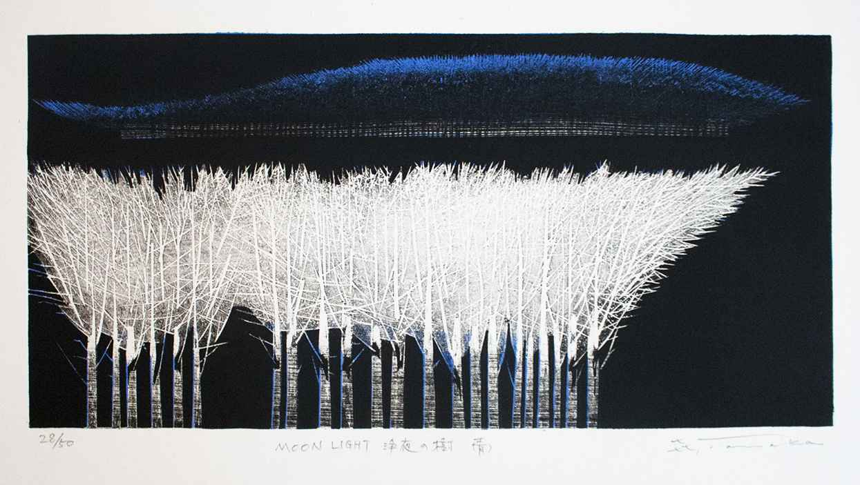 Moonlight Tree of Hol... by  Yoshikazu Tanaka - Masterpiece Online