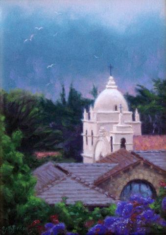 Misty Day Mission by  Sally  Jordan - Masterpiece Online