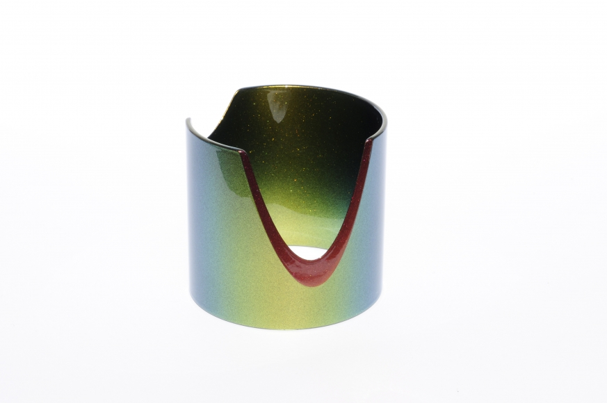 Sliced-Bracelet #450 by  Rachelle Thiewes - Masterpiece Online
