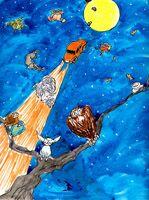 Night Night by  Jules Feiffer - Masterpiece Online