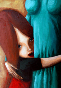 Holding Tight by  Maurizio Quarello - Masterpiece Online