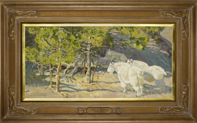 Mountain Goats, Game ... by  Robert Lougheed - Masterpiece Online