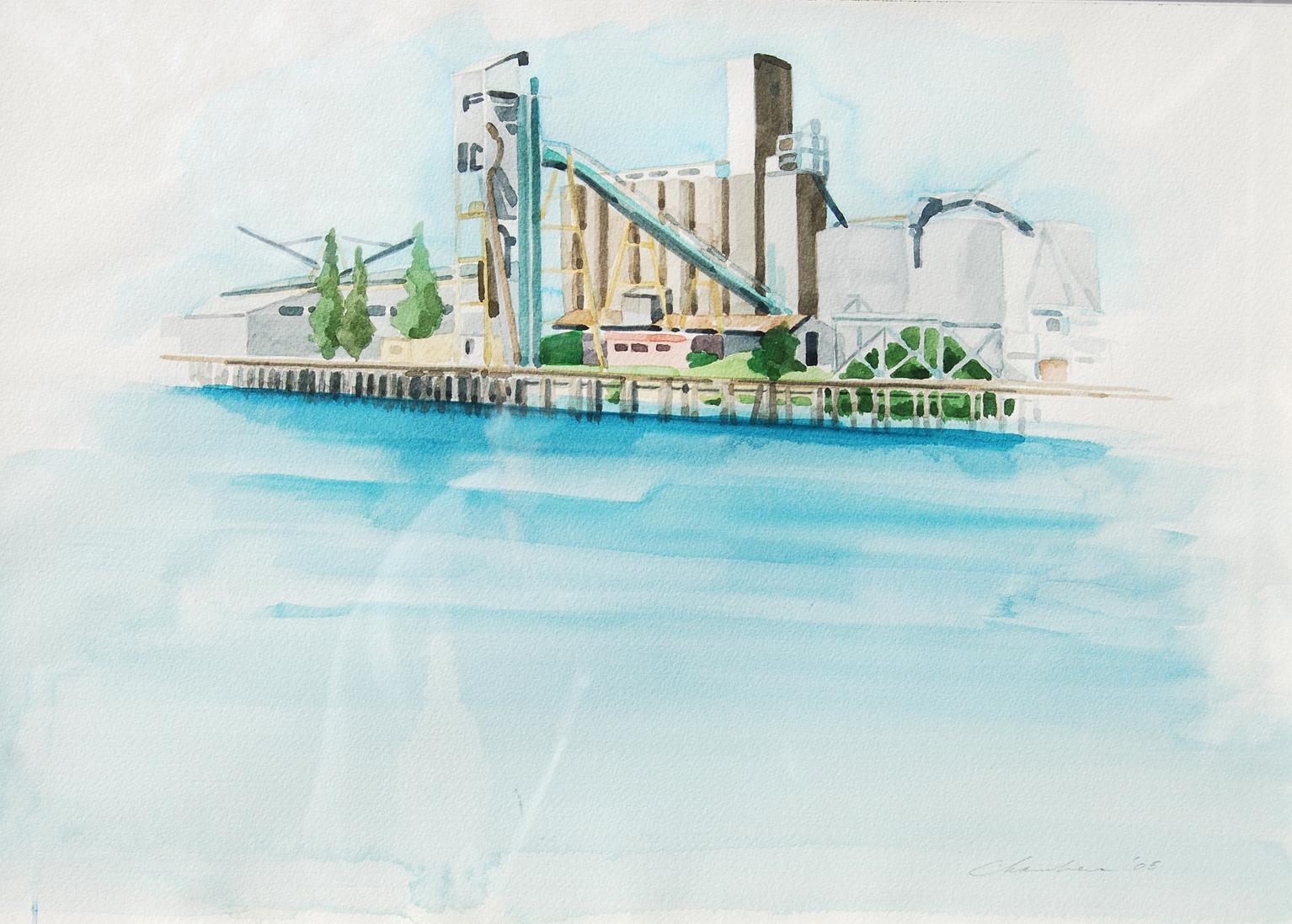 Main Port  by  Bill Chambers