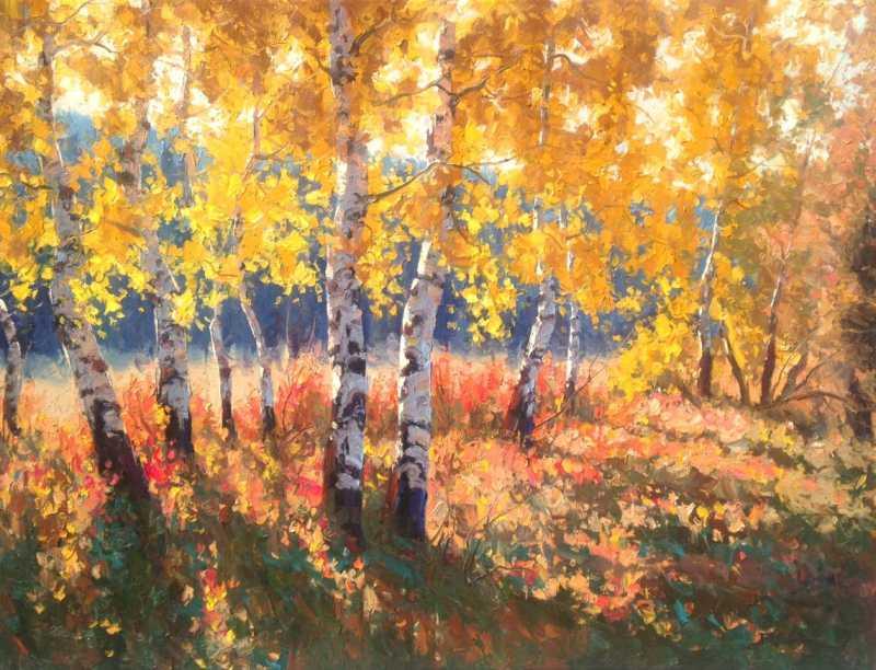 Dance in the Sun by  Robert E. Wood - Masterpiece Online