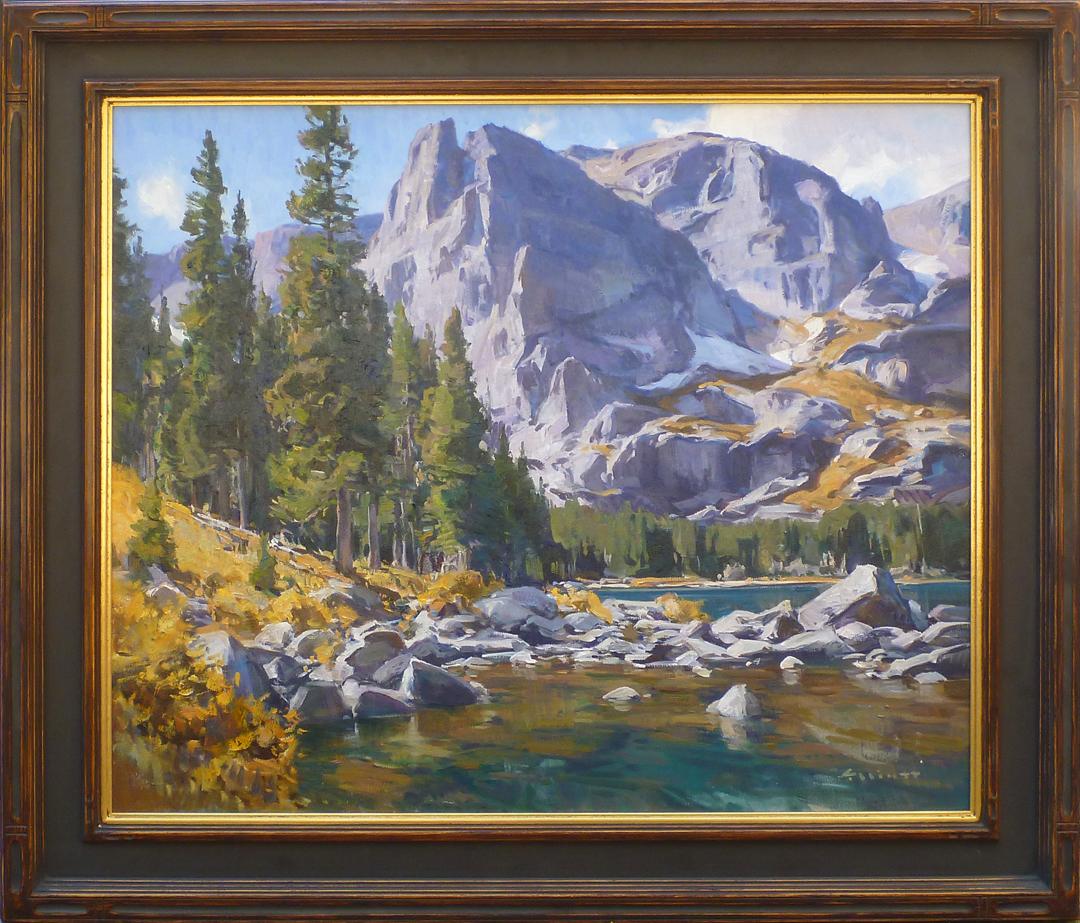 Two Rivers Lake by Mr. & Mrs. Josh Elliott - Masterpiece Online