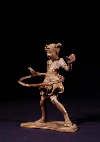 Hula Hoop s 28/31 by Ms. Jane DeDecker - Masterpiece Online