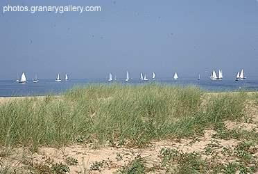 A Regatta  just off M... by  Alfred Eisenstaedt - Masterpiece Online