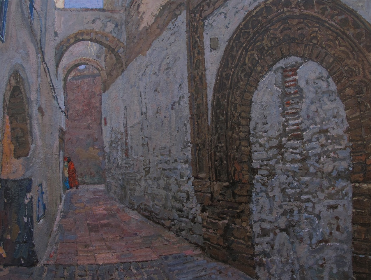 Arches by  Daud Akhriev - Masterpiece Online
