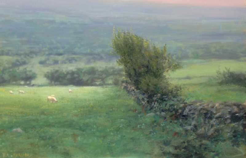 Irish Countryside by  Raymond L. Knaub - Masterpiece Online