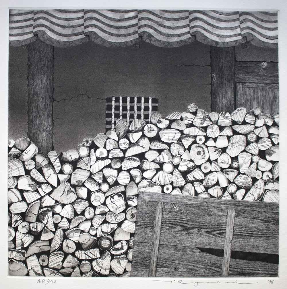 Firewood by  Ryohei Tanaka - Masterpiece Online