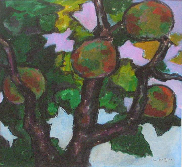 Apple Tree by  Tom Maley - Masterpiece Online
