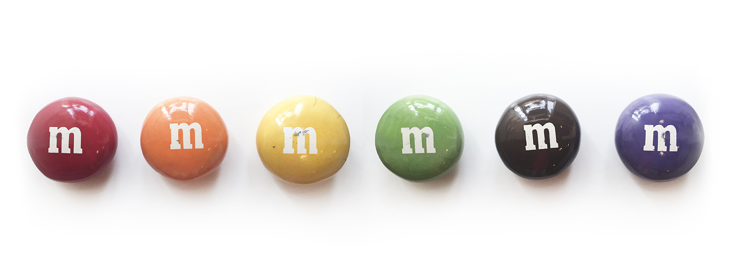 Assorted M&M's (sold ...