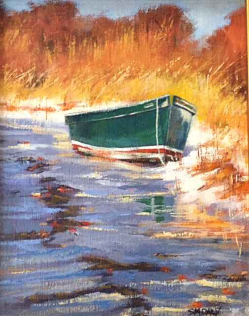 Waiting for Summer by  Sharon McCann Daly - Masterpiece Online