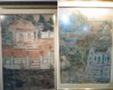 Antique Tapestry Pane...