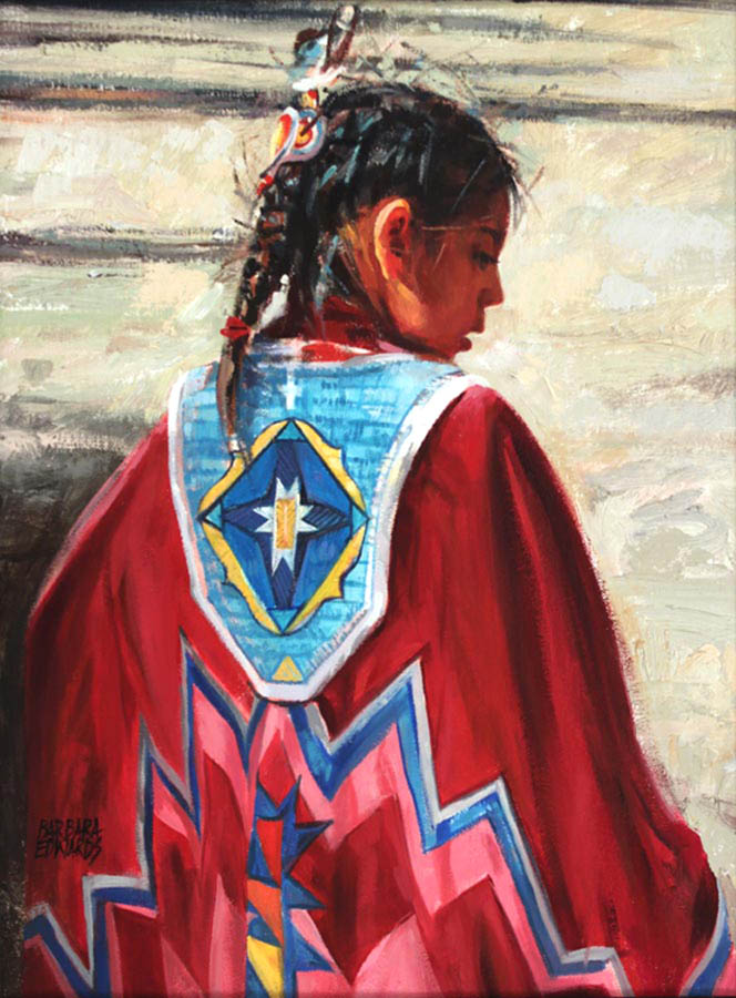 SOLD- Bright Star by  Barbara Summers Edwards - Masterpiece Online