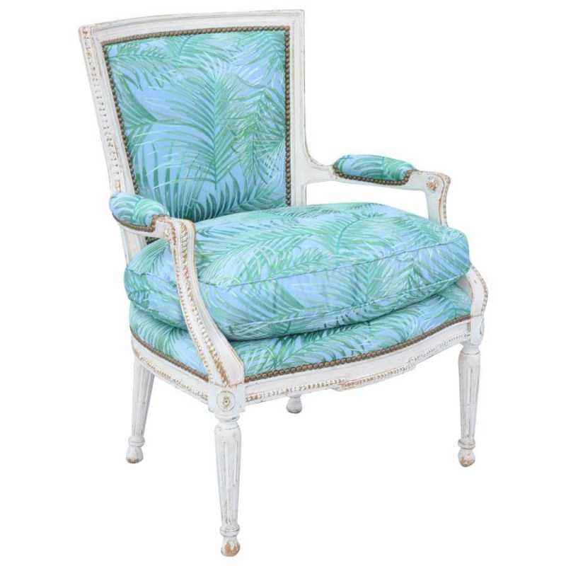 French Fauteuil with ... by  French  - Masterpiece Online