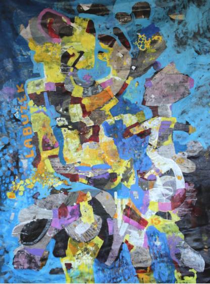 Apprentice by  Dariusz Labuzek - Masterpiece Online