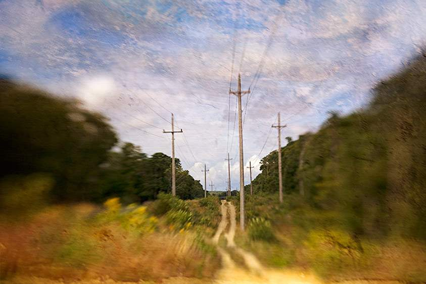 The Road Ahead, 2009 by  Michael Stimola - Masterpiece Online
