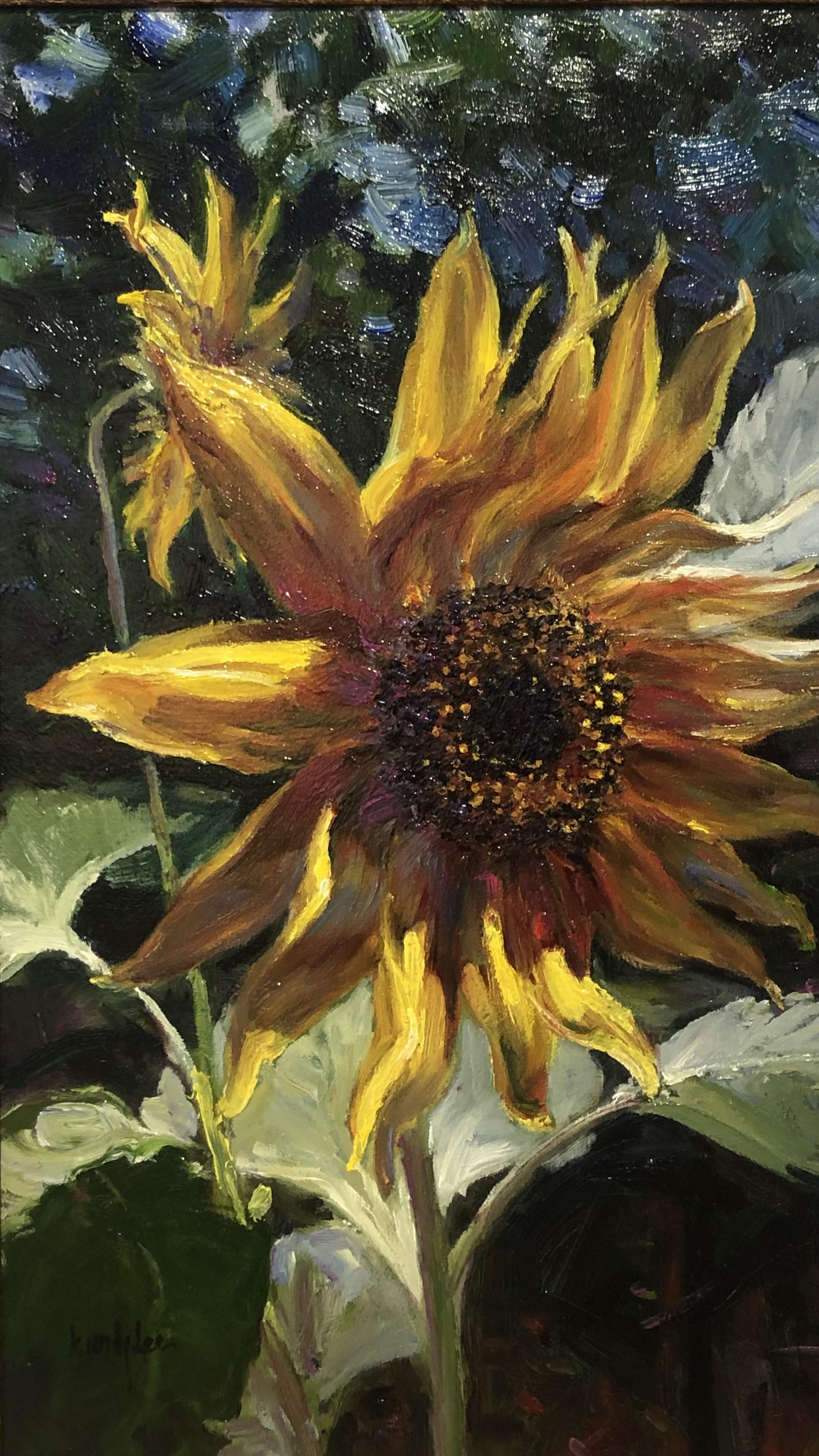 Sunflower by  Kun Lee - Masterpiece Online