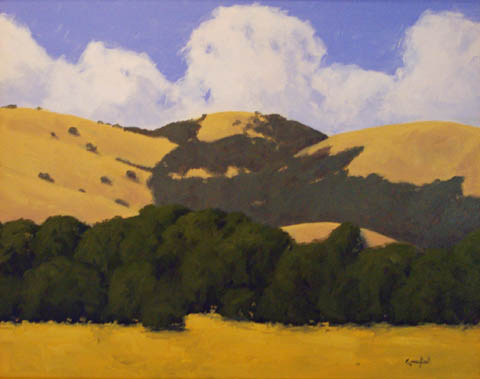 Carmel Valley View by  Donald  Craghead - Masterpiece Online