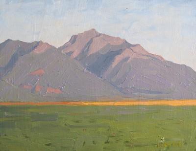 Dawn Mount Princeton by  Melissa Hefferlin - Masterpiece Online