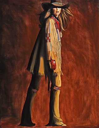 Crow War Shirt by  David DeVary - Masterpiece Online