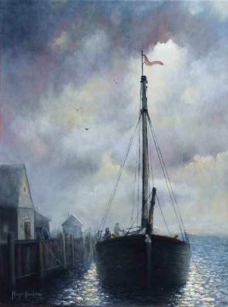 The Lady Kathleen by  Roger  Budney - Masterpiece Online