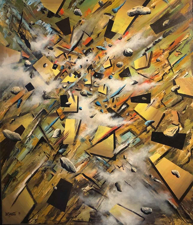 Des constructions uto... by  Xavier L'HOSTE - Masterpiece Online