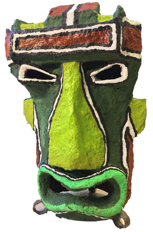 Tiki II by  Olivier AHR - Masterpiece Online