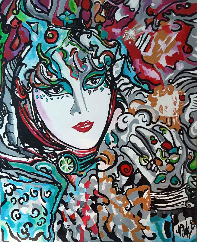 PULCINELLA by  Nikky C. - Masterpiece Online