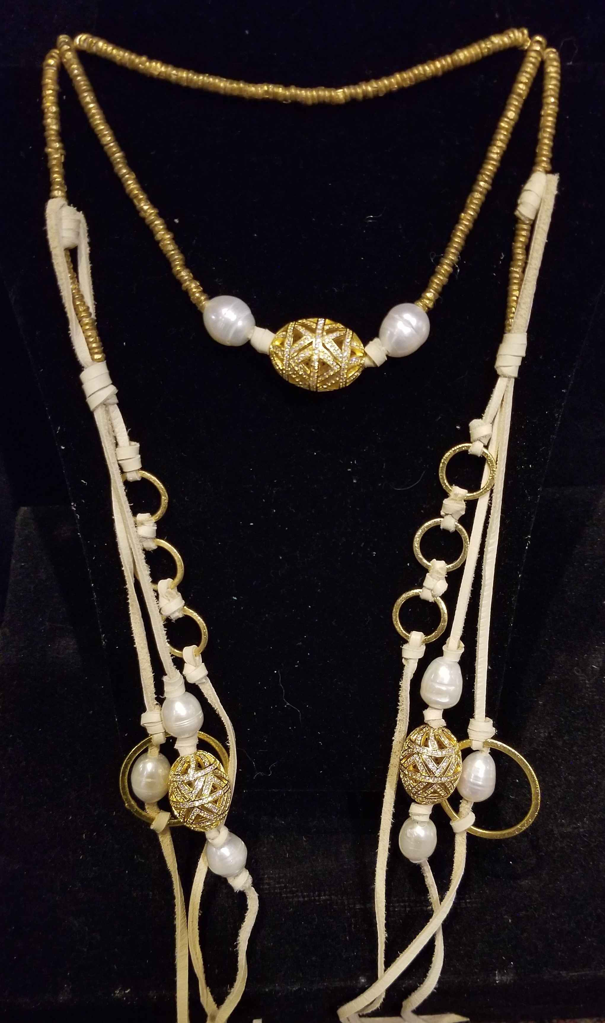 Lariat Love 1 Cream L... by  Debbie Clemens - Masterpiece Online