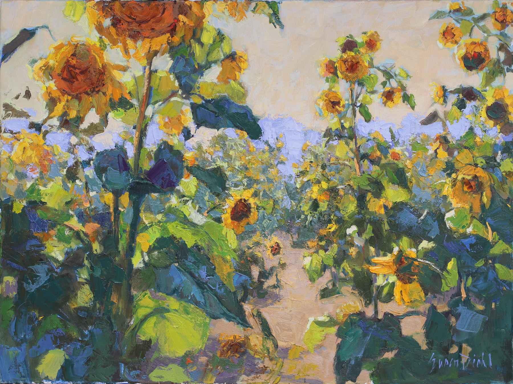 Good Morning Sunshine by  Susan Diehl - Masterpiece Online