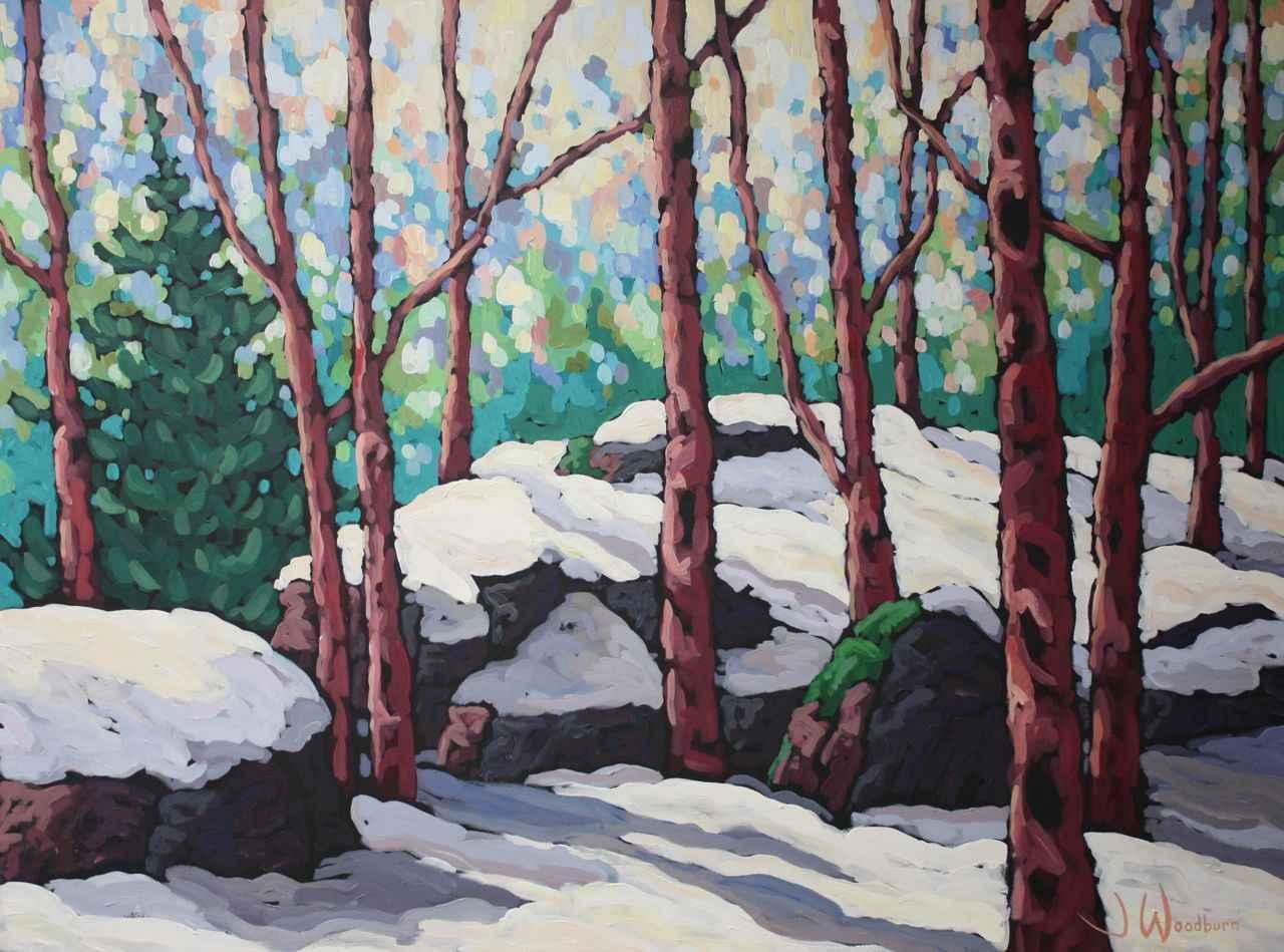 Winter Blankets by Ms Jennifer Woodburn - Masterpiece Online
