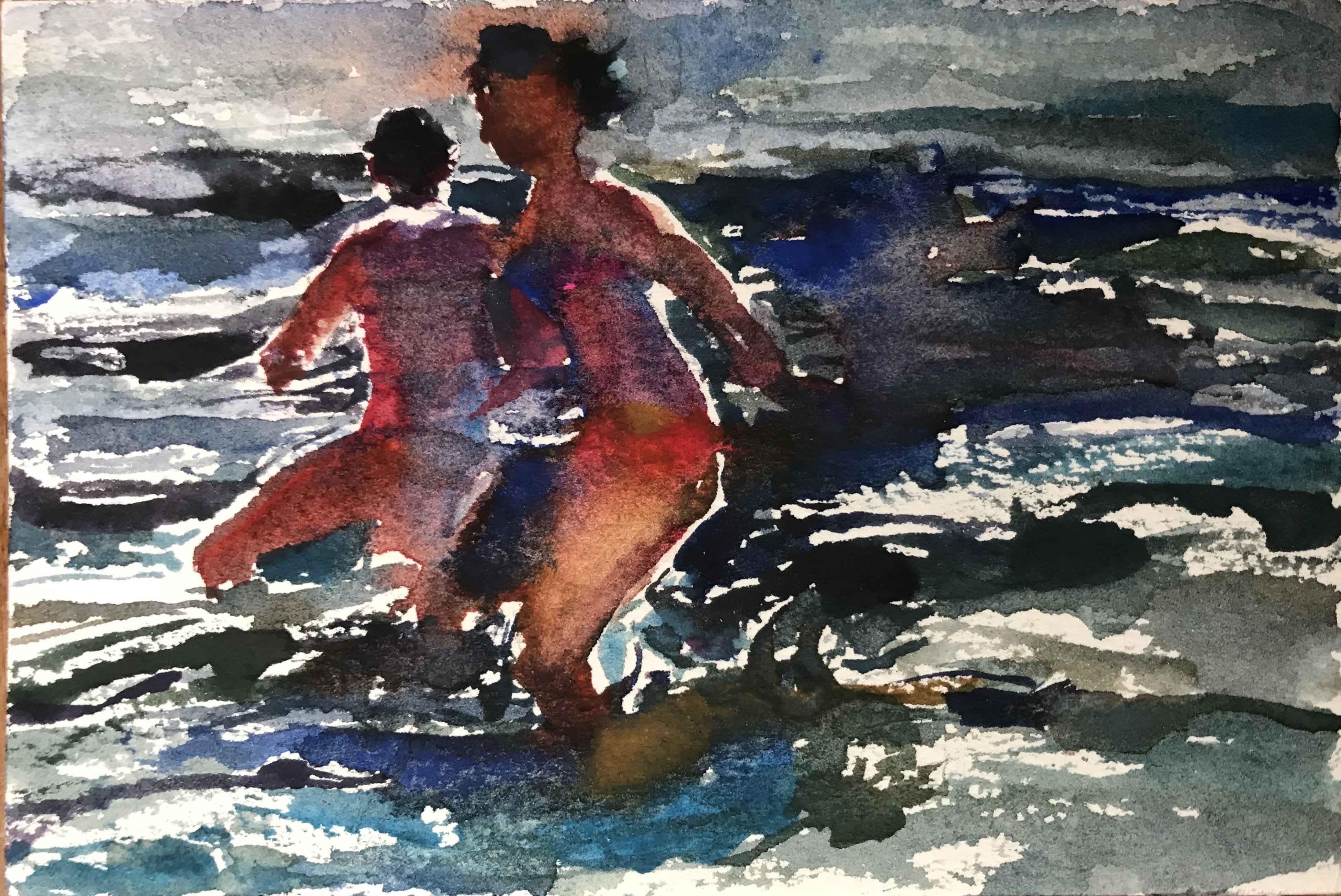 Beach Series: 1 by  Daud Akhriev - Masterpiece Online